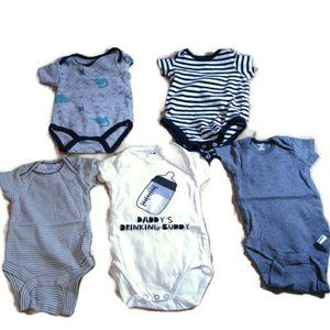 Set of baby outfits